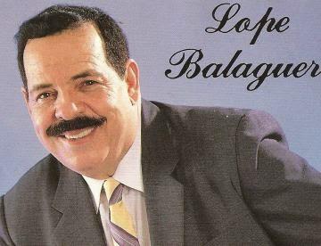 "Fallece el cantantazo ""Lope Balaguer"""