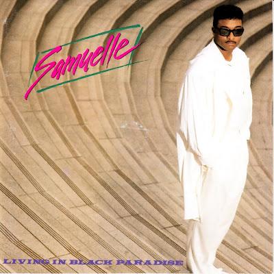 Samuelle - Living In Black Paradise-Retail-1990