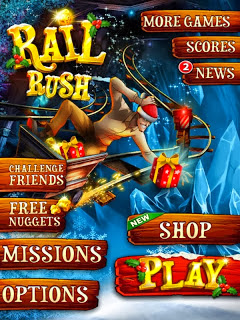 Download Free Rail Rush Hack Unlimited Nuggets Unlimited Pass (All versions)