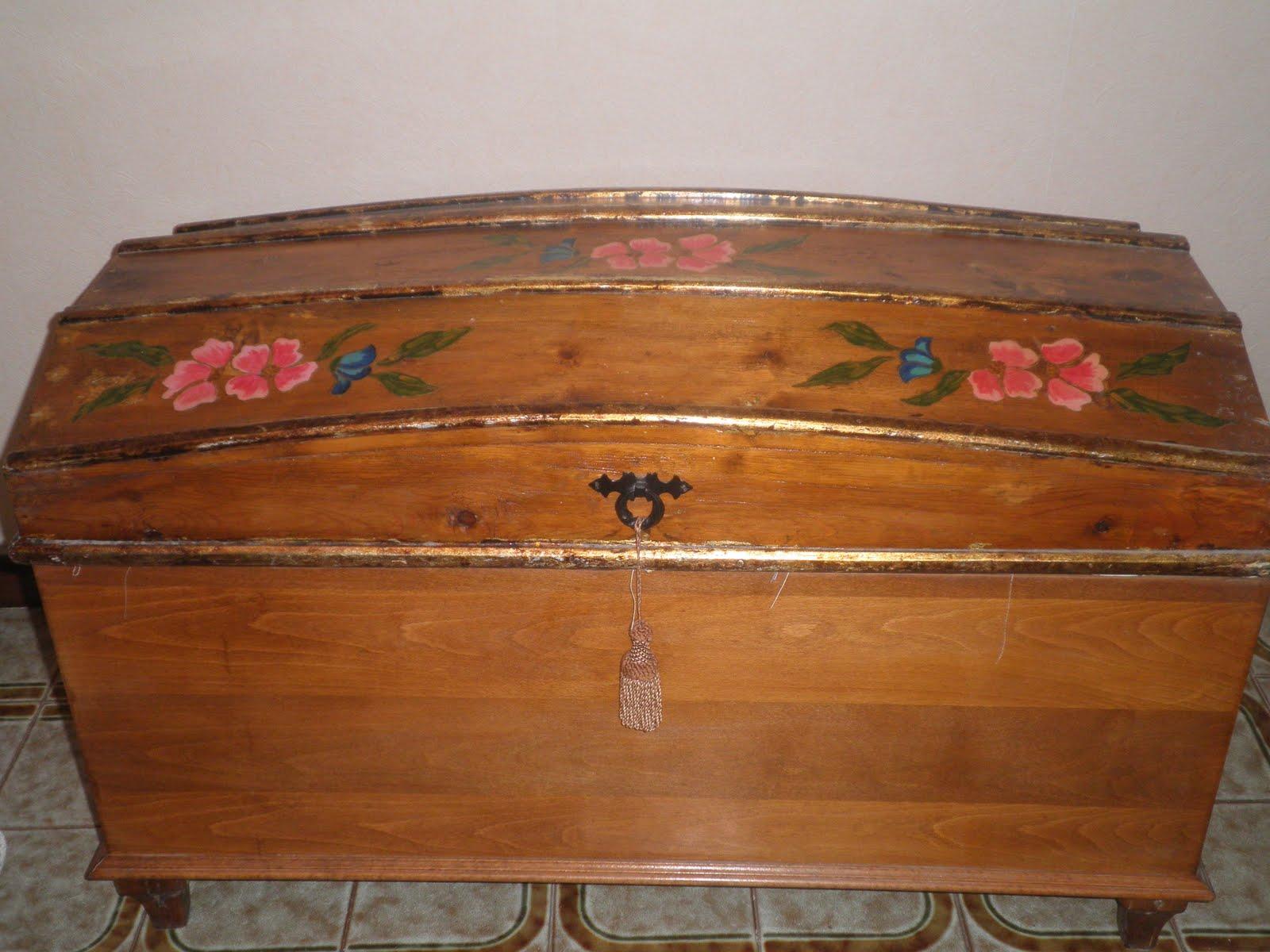 Manualidades pura muebles antiguos recuperados - Manualidades con muebles viejos ...