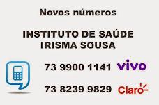 INSTITUTO DE SAÙDE IRISMA SOUZA
