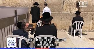 Alfa Omega TV: Tisha B'Av - cea mai tristă zi din calendarul evreiesc
