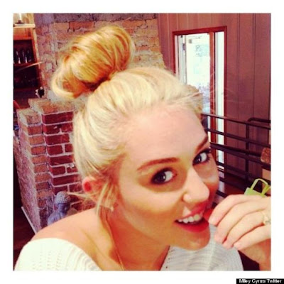 Miley Cyrus Debuts New Haircut and Color