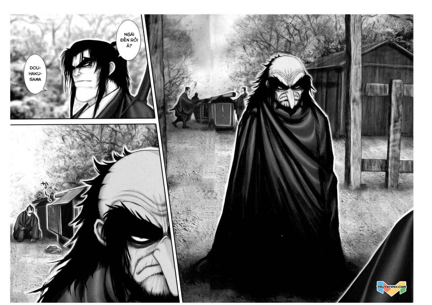 The Yagyu Ninja Scrolls-YM Yagyuu Ninpouchou Chap 50 - Next Chap 51 image 16