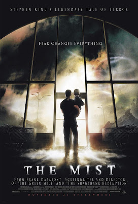 the mist frank darabont 2007 cover poster stephen king