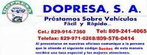 /// DOPRESA, S. A. ///