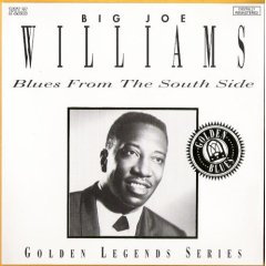 Big Joe Williams - Blues From The South Side | MilChapitas