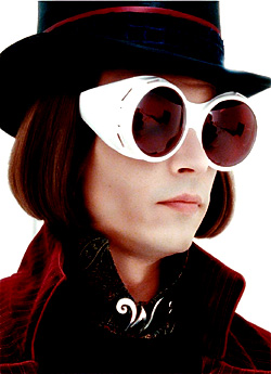 """Snippets of Jack: """"You've Seen It All, Done It All"""" Willy Wonka Johnny Depp"""