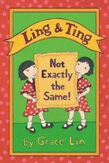 bookcover of LING AND TING: NOT EXACTLY THE SAME  by Grace Lin