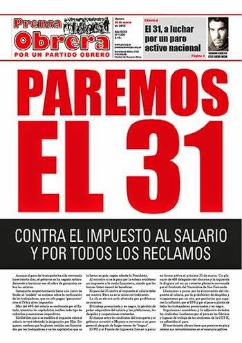 PRENSA OBRERA Nº1356
