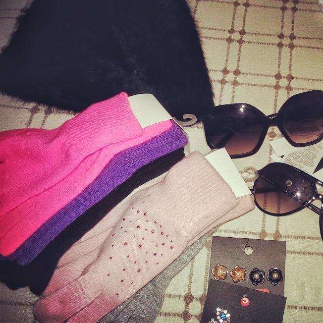 alışveriş-h&m alışverişi-kış alışverişi-eldiven-bere