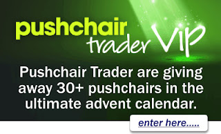 Great advent competitions from Pushchair Trader