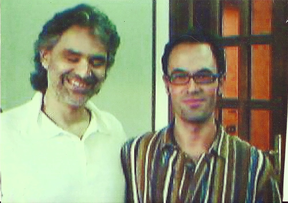 I with ANDREA BOCELLI