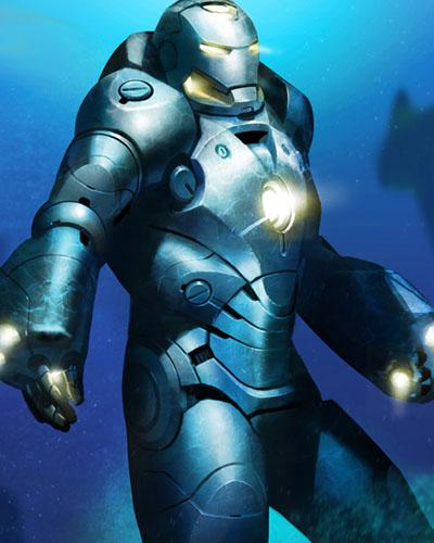 MARK XL – Asgardian DestroyerArmor