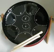 foto de un steel drum
