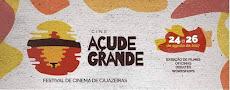 """VEM AÍ, DE 24 A 26/AGOSTO O """"CINE AÇUDE GRANDE"""" FESTIVAL DE CURTAS."""