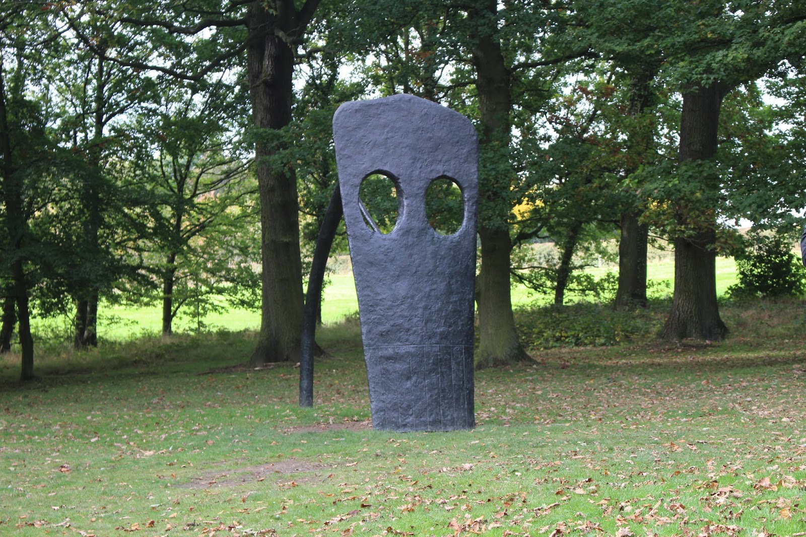 studio practice yorkshire sculpture park visit