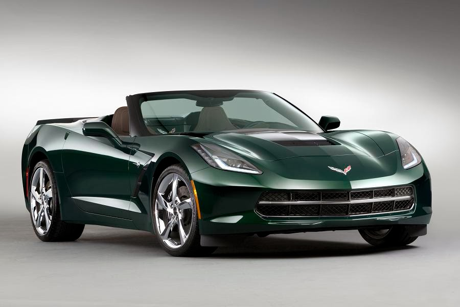 chevrolet corvette stingray convertible premiere edition 2014 front. Cars Review. Best American Auto & Cars Review