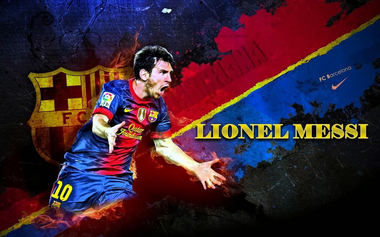 Lionel Messi Fc Barcelona Wallpaper Hd For Desktop Wallpaper Hd