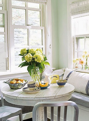 Sivs hus: landlig stil