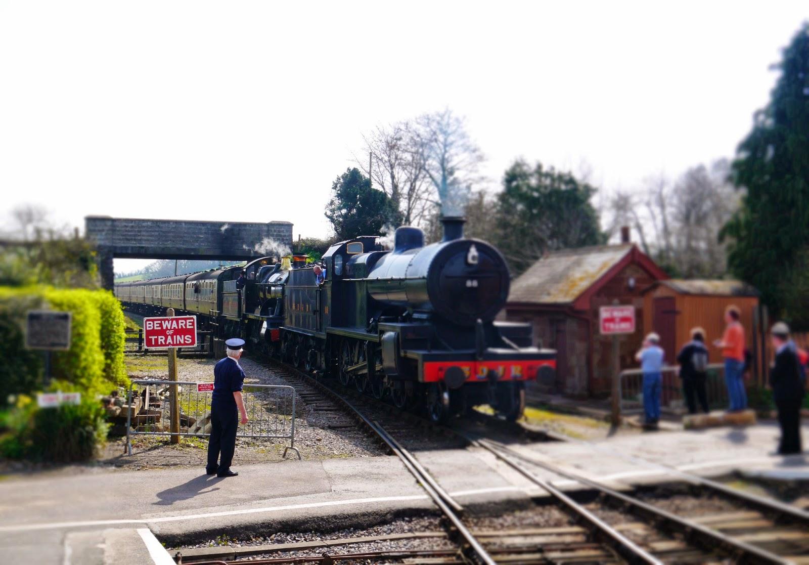SDJR 88 Engine in Washford