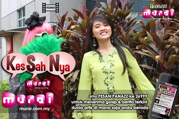 Malaysia, Berita, Gossip, Gosip, Hiburan, Selebriti, Artis Malaysia, KesSahNya Raya, Zain Nangis, Tasha Shila, Tebar, Roti Canai