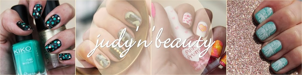 Judy's Beauty Nail Art Blog