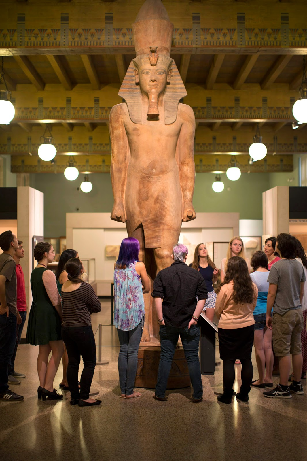 a history of the field museums ancient egyptian culture Ancient egypt's distinctive and well preserved art, in the form of paintings, sculpture, hieroglyphs, pottery, jewellery and architecture, gives us a fascinating.