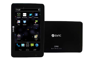 android ics tablets