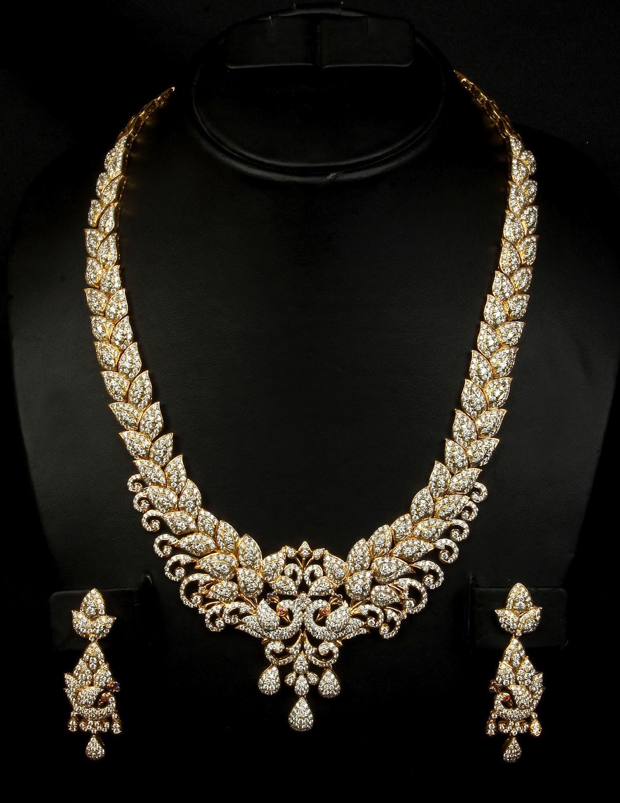 lATEST Diamond Necklace models