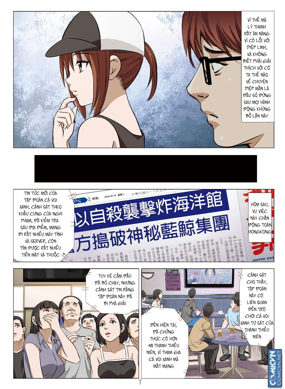 Bloody Girl chap 17.j Trang 7 - Mangak.info