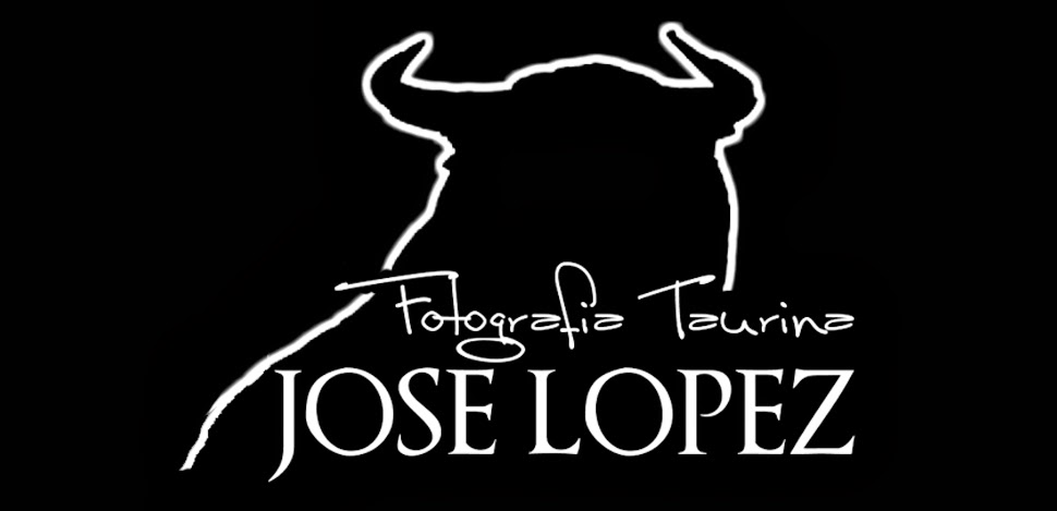 FOTOGRAFIA TAURINA JOSE LOPEZ.