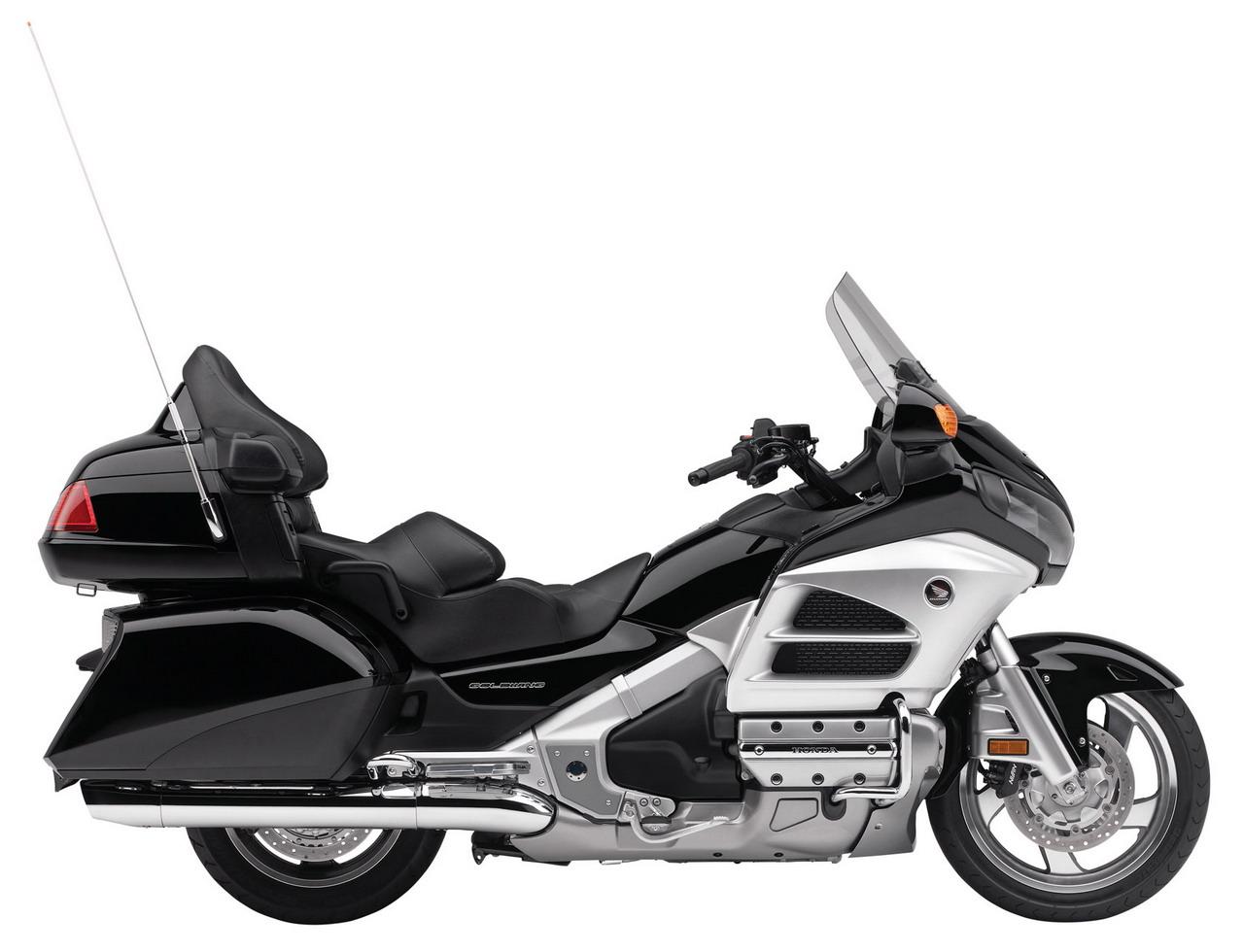 2012 honda gold wing gl1800 airbag new motorcycle. Black Bedroom Furniture Sets. Home Design Ideas