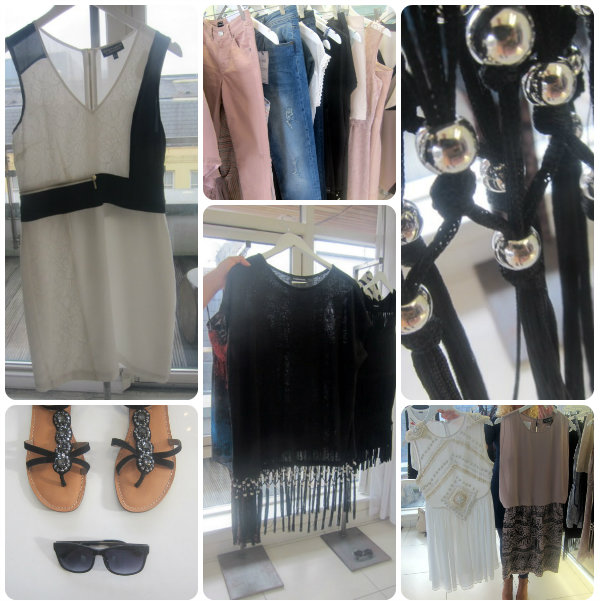 Warehouse SS13 Collection and Press Day Dublin
