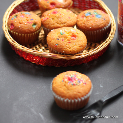 Banana Mango Muffins Recipe
