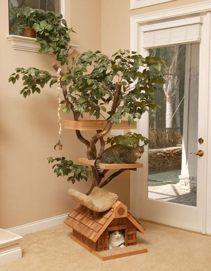 Как сделать в домашних условиях дерево