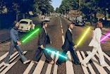 May The Force Beatles