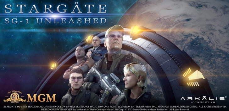 download Stargate SG-1: Unleashed Ep 1 APK + SD DATA Files