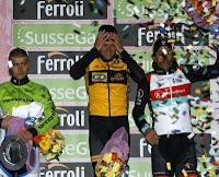 CICLISMO-La Milán-San Remo 2013 la consigue Ciolek