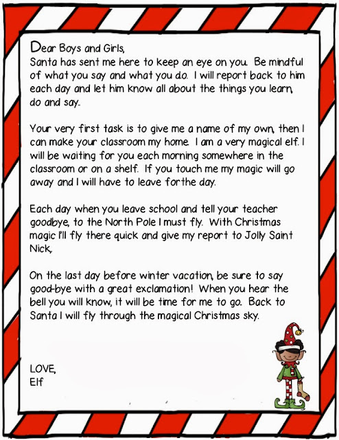 ... Elf activities, Elf on the classroom shelf, elf on the shelf letters