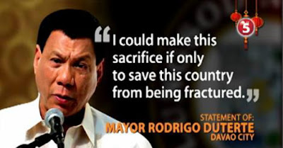 Why Philippines needs Duterte as the president? (Davao Region Philippines)