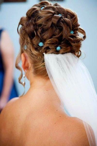 Two Latest Bridal Hair Styles Trends..