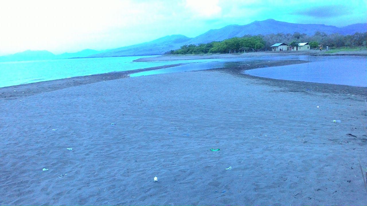 Pantai Nangadhero Flores NTT
