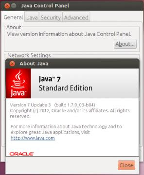 Install Oracle JavaJDK7 in Ubuntu Precise