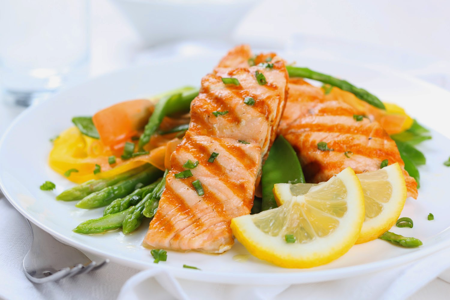 recpies, Cooking a Delicious Fish Dinner, Delicious Fish Dinner,  Citrus-Glazed Salmon recipe,