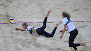 Beach Volleyball Women in London 2012 Olympic
