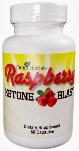 Raspberry Ketone Blast