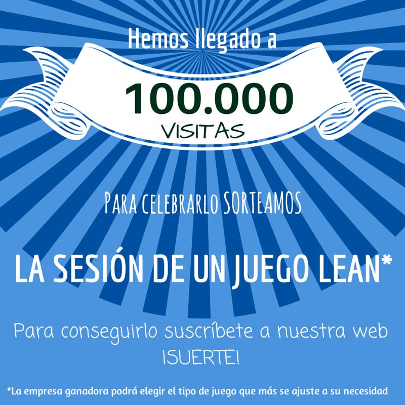 SORTEO SESIÓN JUEGO LEAN