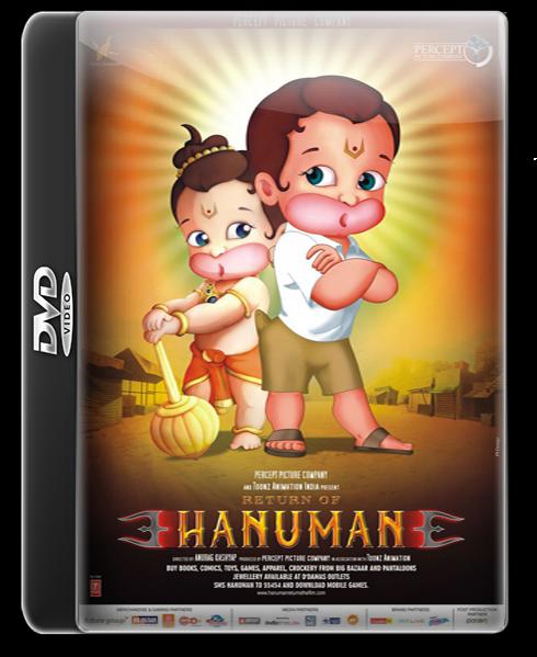 Download Return Of Hanuman Movie 720p
