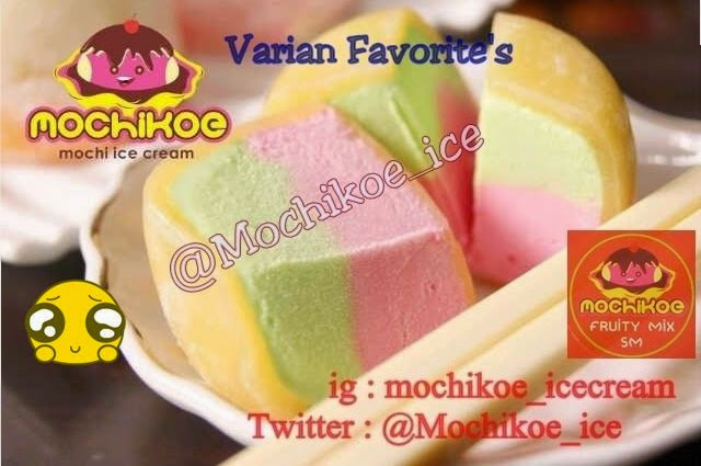 Mochikoe Fruity Mix